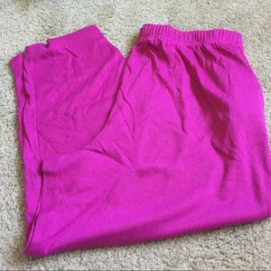 Colorful Stretchy Pull On Pants